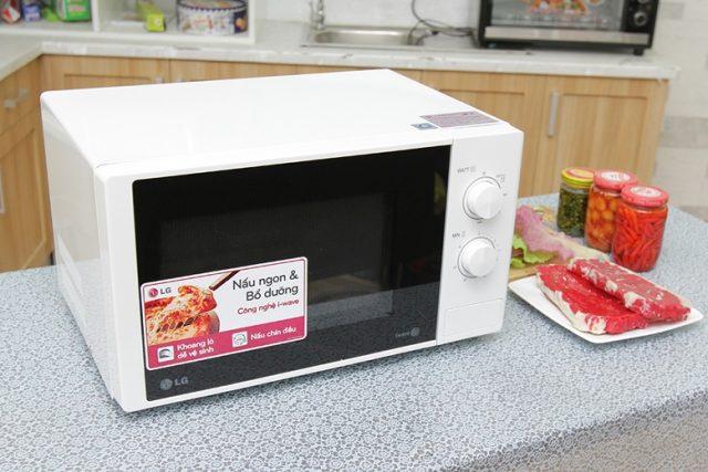 microwave low watt
